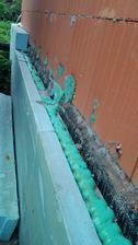 opravy pokračujú - kade asi fúkalo :)