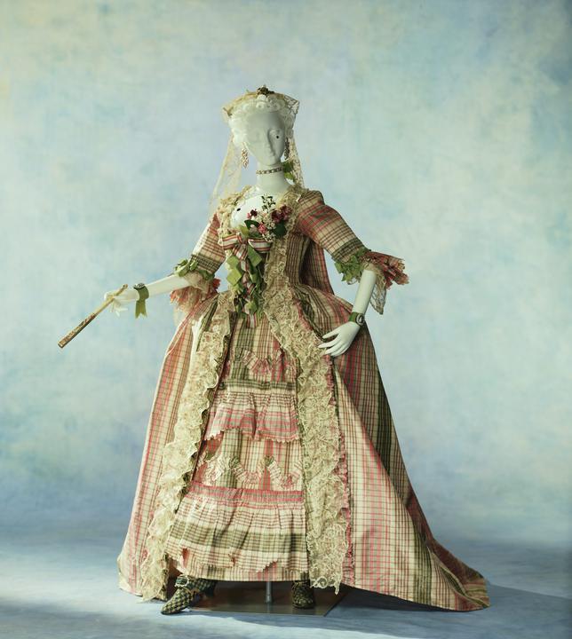 Rokoko šaty - Obrázek č. 56