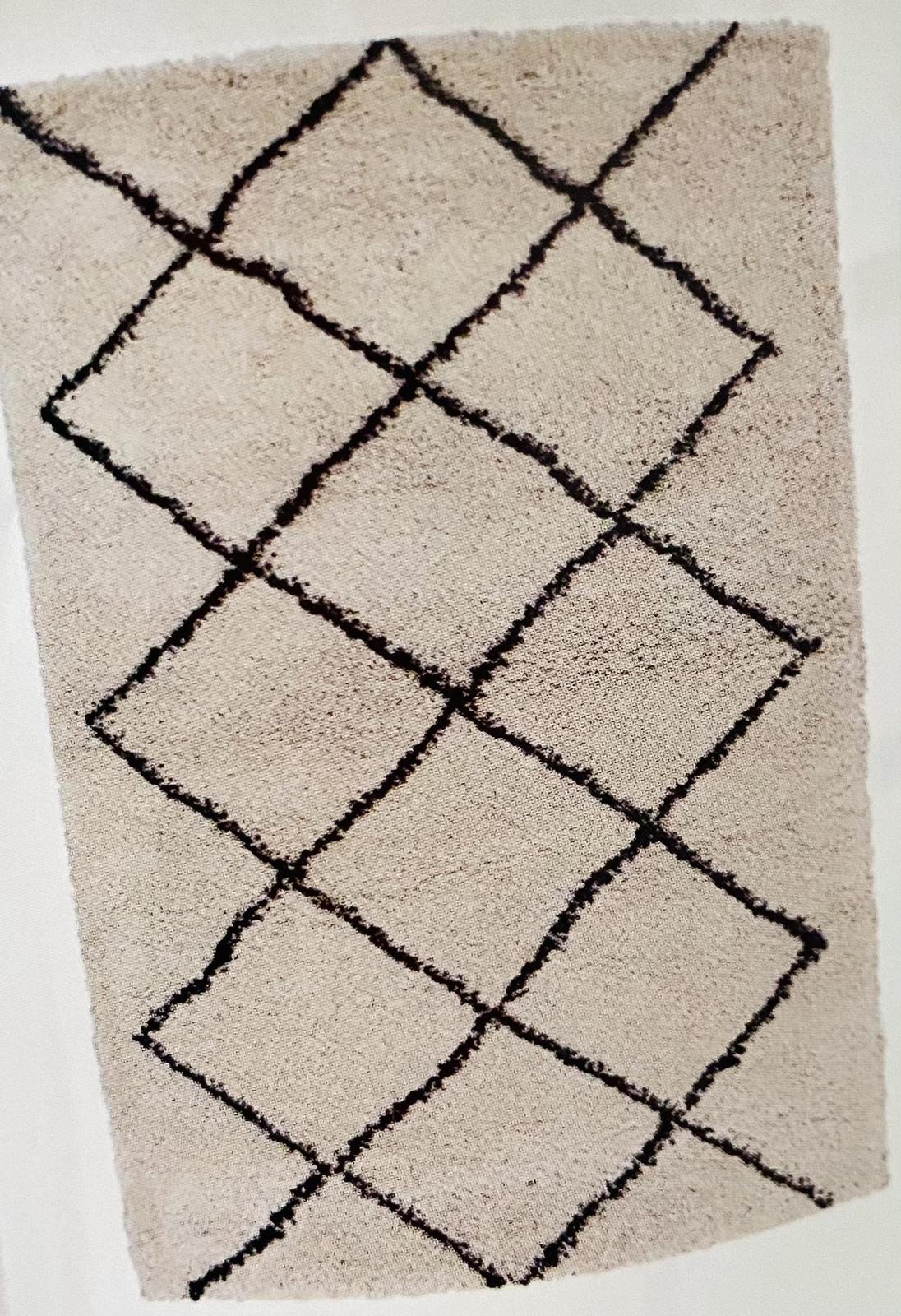 koberec Skandinávský Design geometricky - Obrázek č. 1