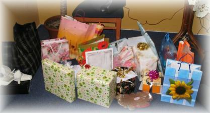 svatební dárečky