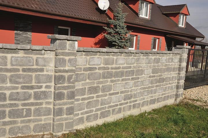Vybíráme dlažba a zahradní doplňky - plotový systém history