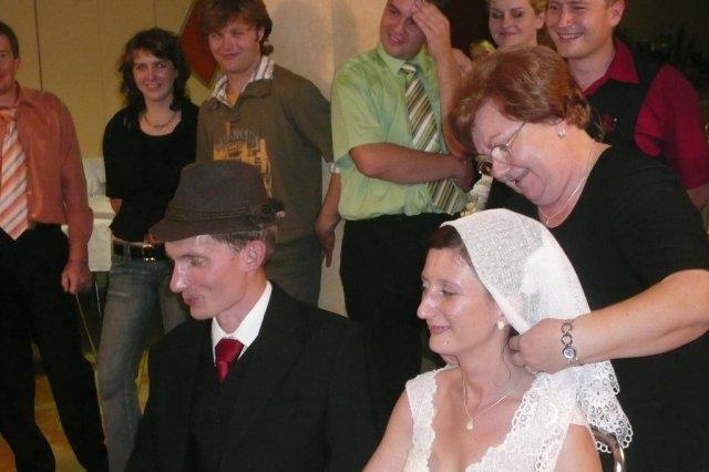 Danka{{_AND_}}Mirko - ...a už sme muž a žena.... :-)