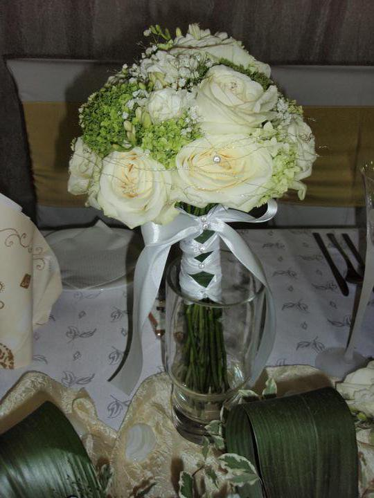 Svadobná kytica - Obrázok č. 5