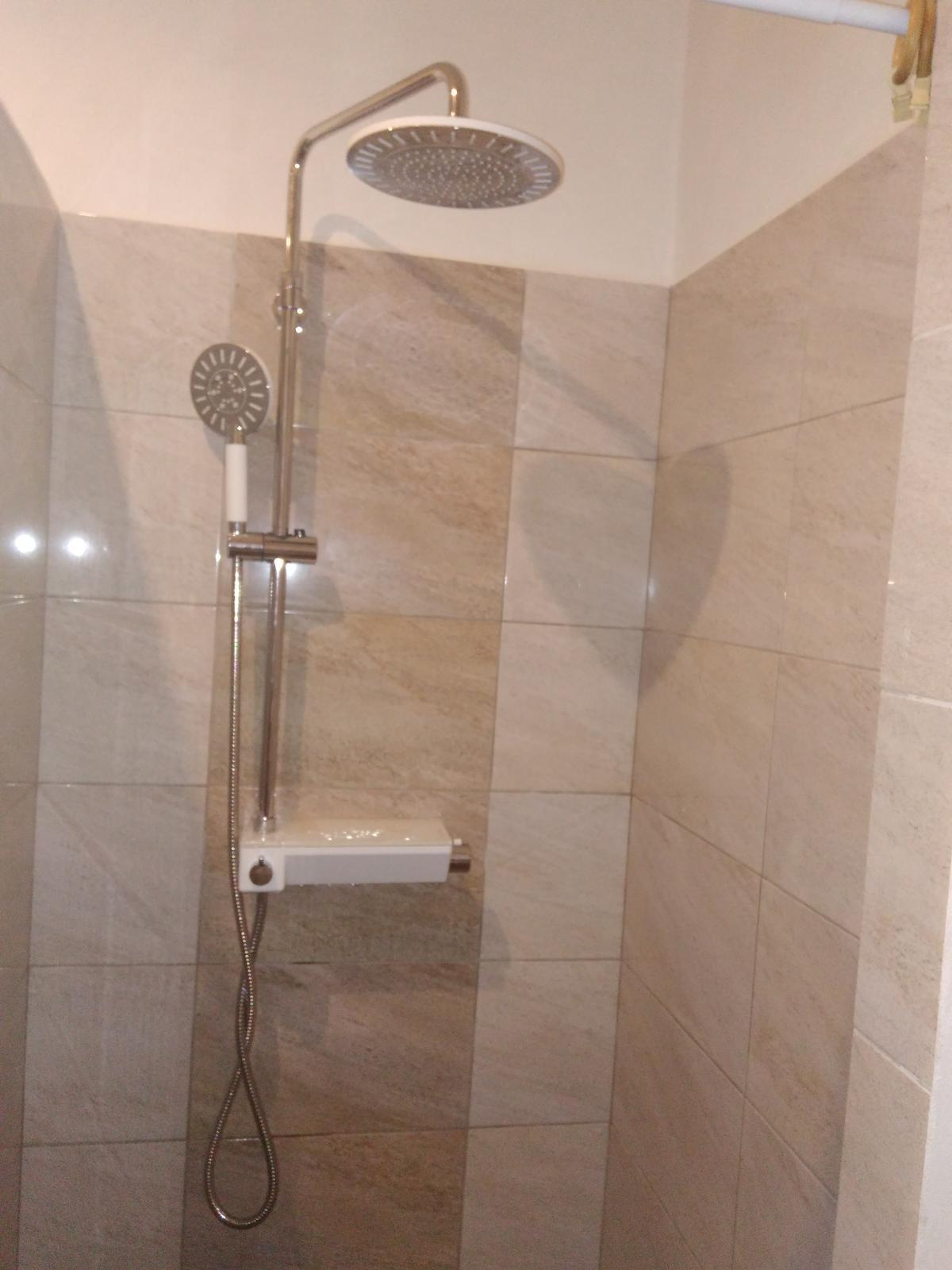 Sprchový set - Obrázok č. 1