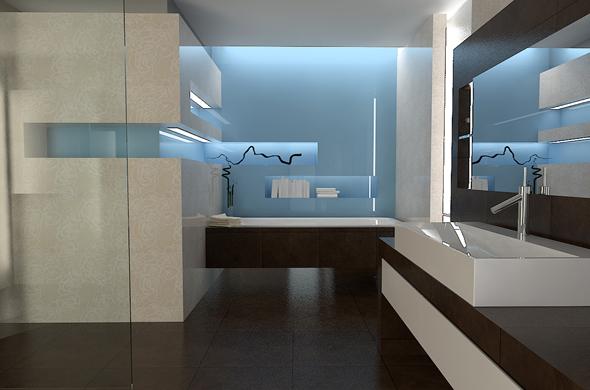 Kúpeľne :) - Obrázok č. 54