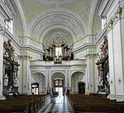 místo konání obřadu,nejsme věřící,ale náš kostel má atmosféru...