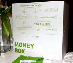 Boxík na obálky :)
