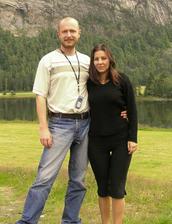 My dva na dovolené v Norsku 04