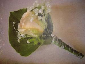korzáž pro ženicha