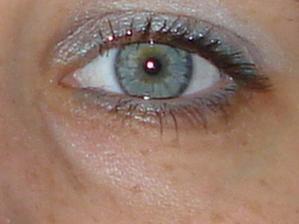 pokus o líčení - detail oka