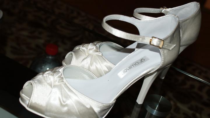 Náš sen sa plní.. :) - moje užasne topanočky :)
