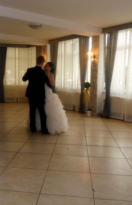 Náš sen sa plní.. :) - s manželom :)