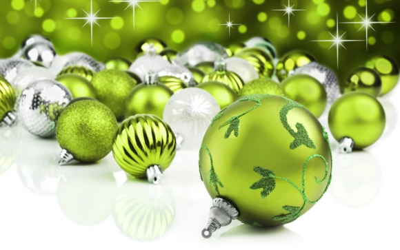 Zelená, kam sa pozrieš - stále decentne a vkusne - Obrázok č. 88