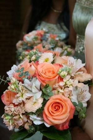 My wedding in peach - Obrázek č. 7