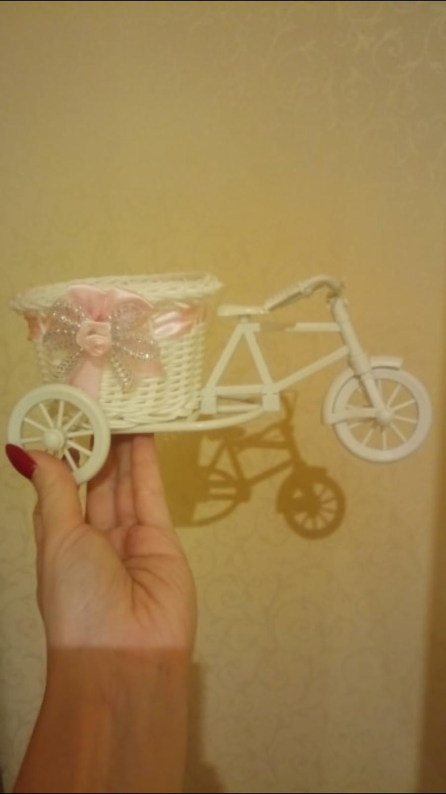 Bicykel dekoracia (napr na kvietky) - Obrázok č. 2