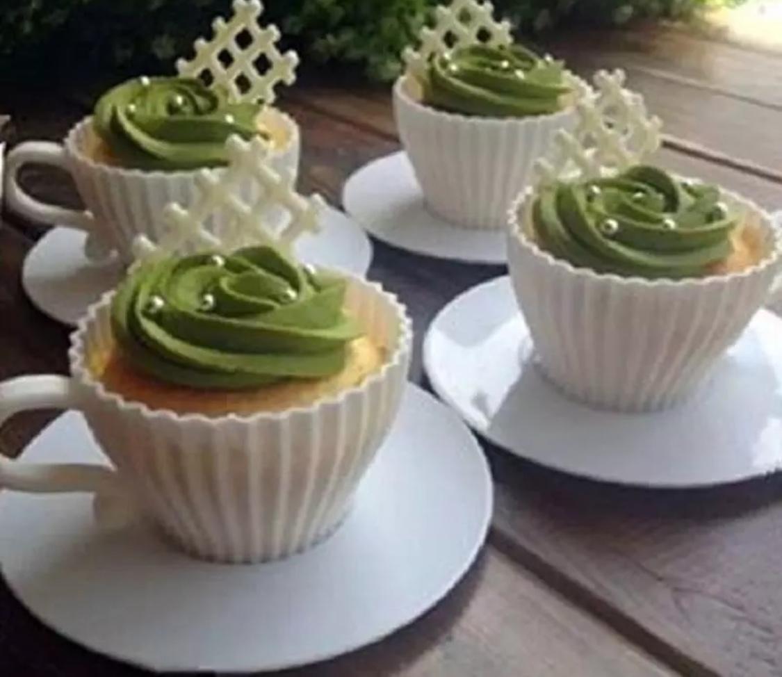 Ozdoba candy baru - muffinkove silikonove formicky - Obrázok č. 1