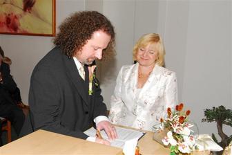 úpis ženicha