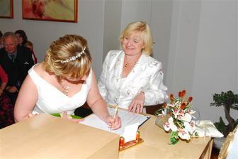 úpis nevěsty