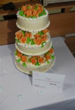 náš dortík - mooc dobrý:-)