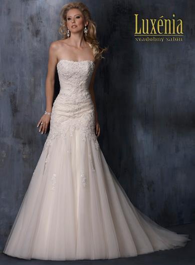 Veľký výpredaj svadobných šiat v salóne Luxénia už 19.12. a 20.12.2017. - Obrázok č. 2