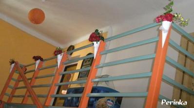asopn častečně vyzdoba schodiště