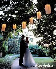 jsem prostě ujetá na lampióny:)
