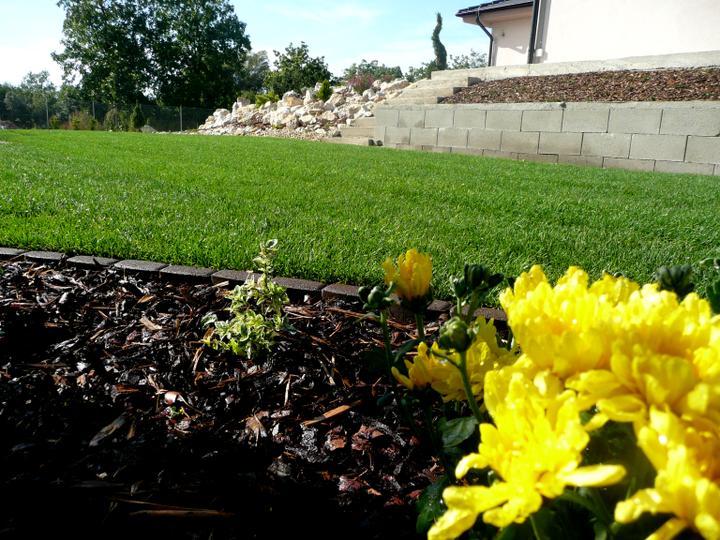 Záhrada s veľkou skalkou - Obrázok č. 15