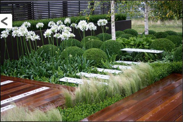 Záhrady, ktoré ma inšpirujú - Obrázok č. 76