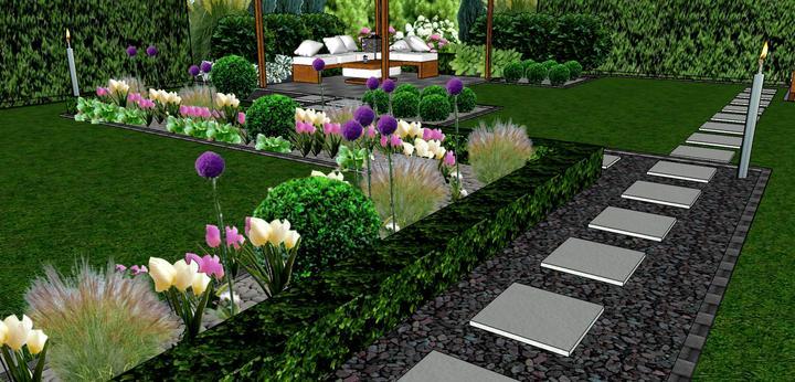 3D navrh zahradky - Obrázok č. 30