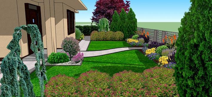 3D navrh zahradky - Obrázok č. 42