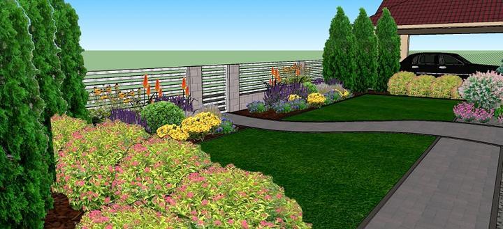 3D navrh zahradky - Obrázok č. 44