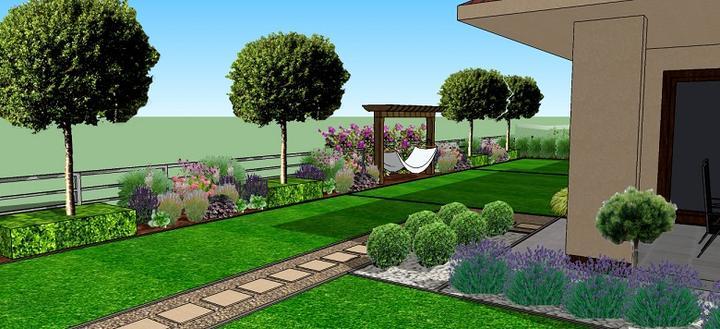 3D navrh zahradky - Obrázok č. 47