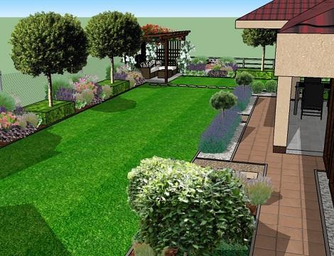 3D navrh zahradky - Obrázok č. 50