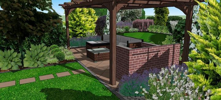 3D navrh zahradky - Obrázok č. 74