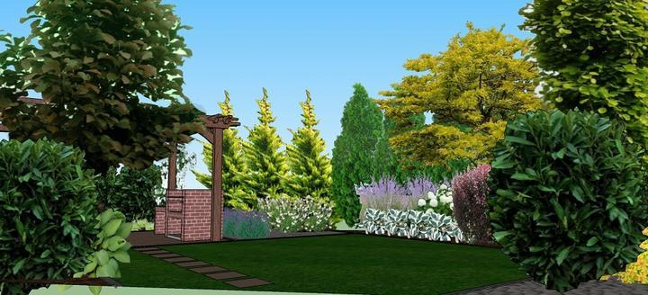 3D navrh zahradky - Obrázok č. 77