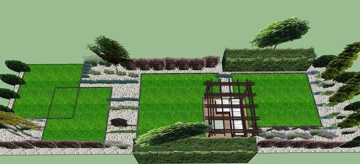 3D navrh zahradky - Obrázok č. 78