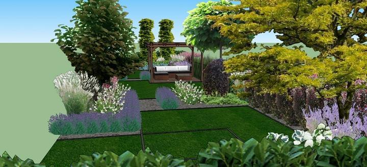 3D navrh zahradky - Obrázok č. 79
