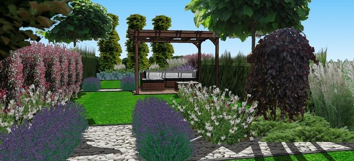 3D navrh zahradky - Obrázok č. 80
