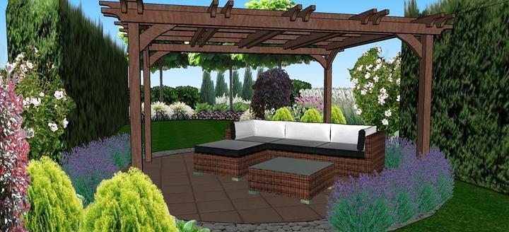 3D navrh zahradky - Obrázok č. 85