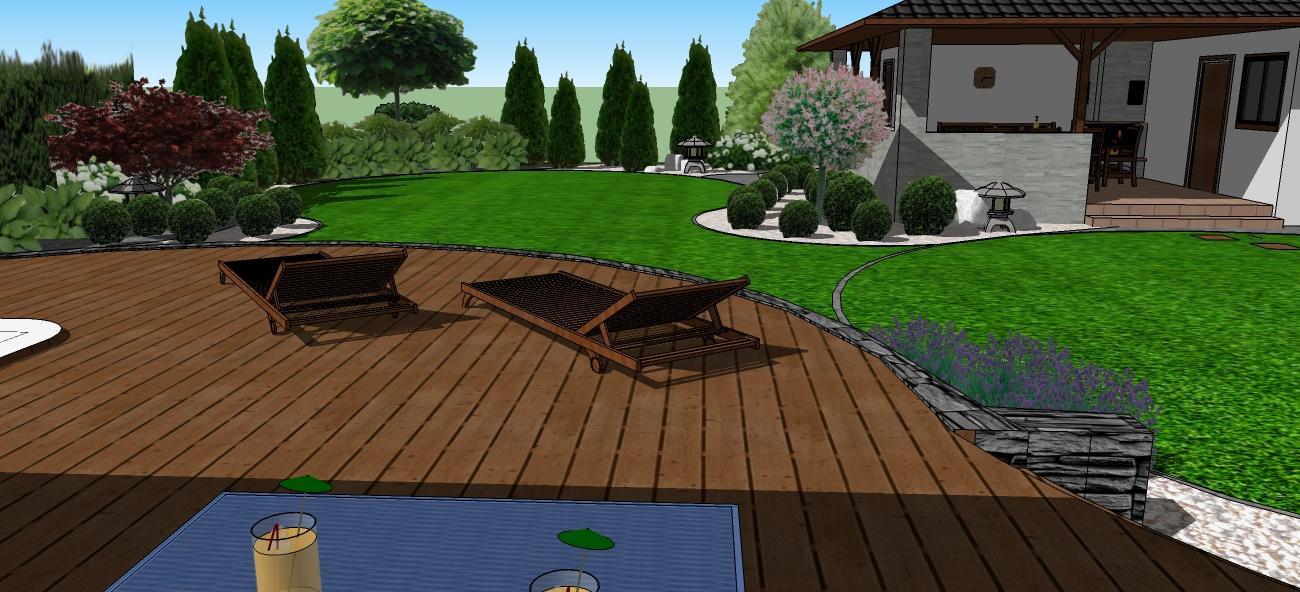 3D navrh zahradky - Obrázok č. 117
