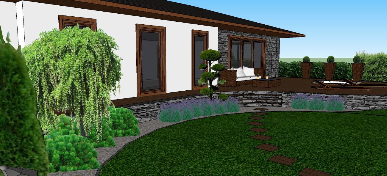 3D navrh zahradky - Obrázok č. 119