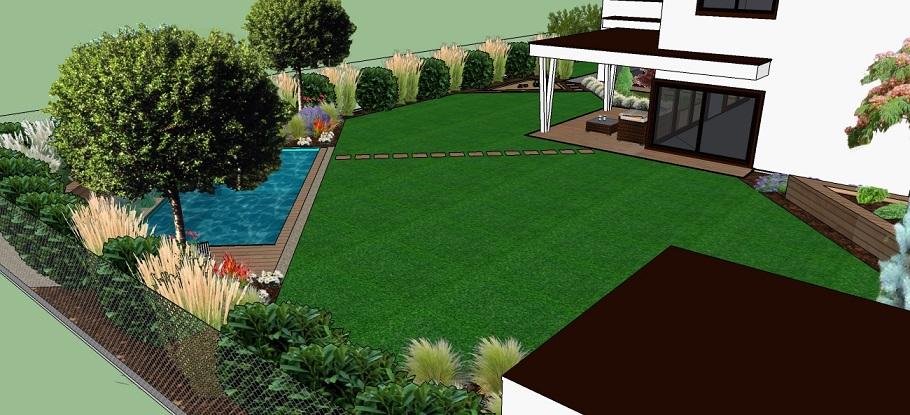 3D navrh zahradky - Obrázok č. 129