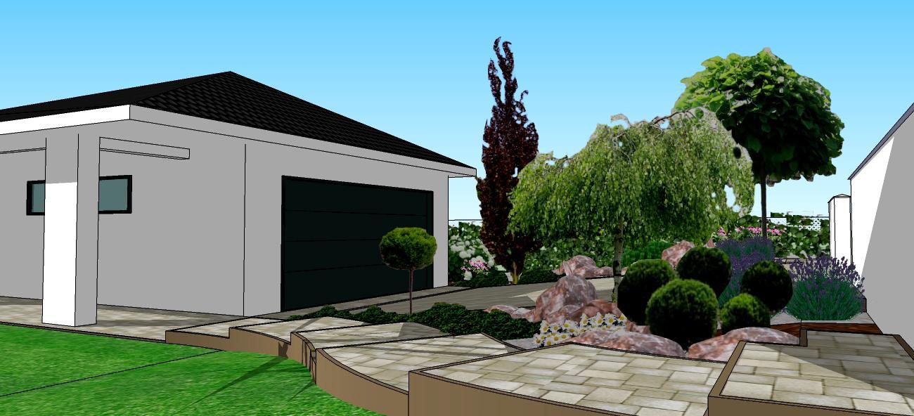 3D navrh zahradky - Obrázok č. 138
