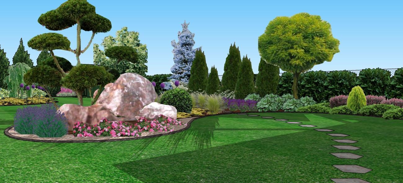 3D navrh zahradky - Obrázok č. 141