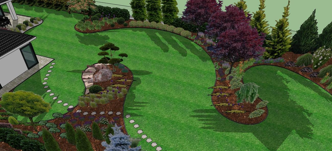3D navrh zahradky - Obrázok č. 150