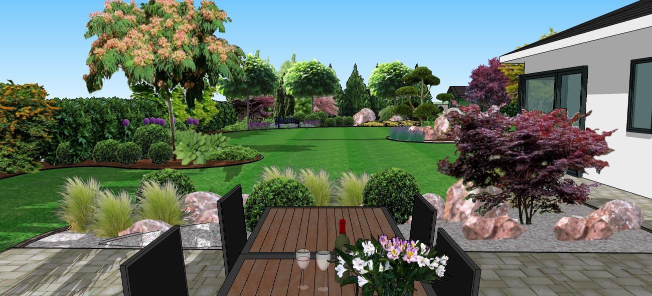 3D navrh zahradky - Obrázok č. 153
