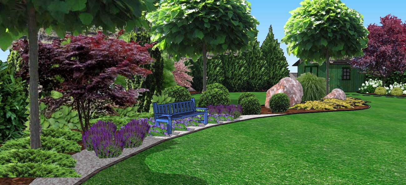 3D navrh zahradky - Obrázok č. 154