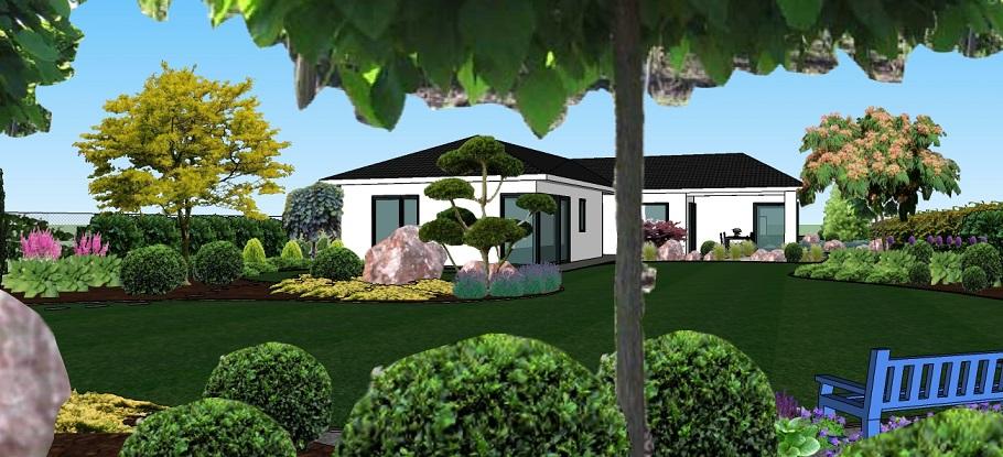 3D navrh zahradky - Obrázok č. 155