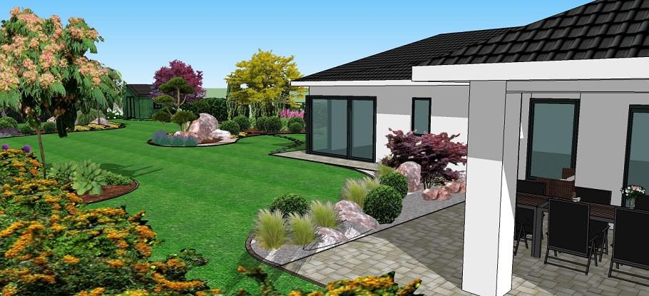 3D navrh zahradky - Obrázok č. 158