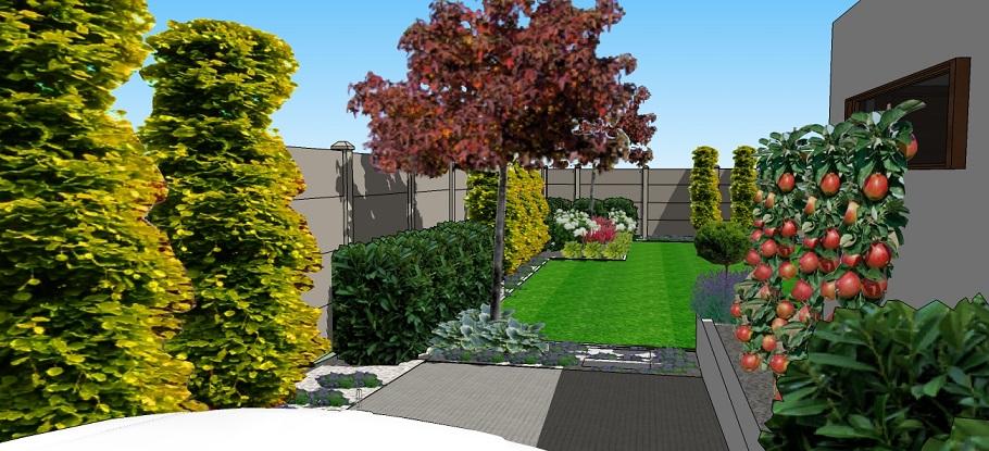 3D navrh zahradky - Obrázok č. 170